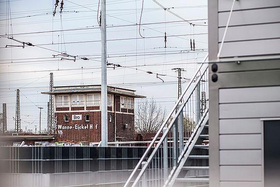 Hochwertiges Modulgebäude Für Die Db Netz Ag Sani